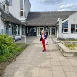 Wahlkreistour in Kaltenweide