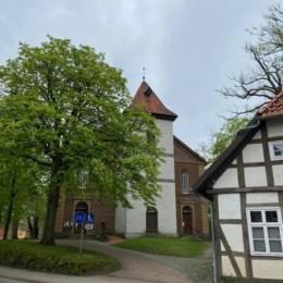 "Wahlkreistour ""Rebecca unterwegs"" in Brelingen, Wedemark"