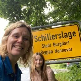 Rebecca in Schillerslage mit Johanna Degro