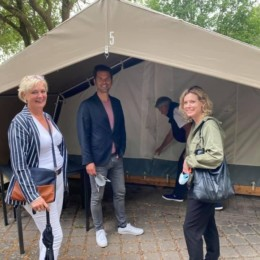 Mit Stefan Krach unterwegs in Steinhude