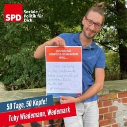 Toby Wiedemann