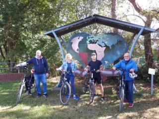 Weltkindertag-Radtour