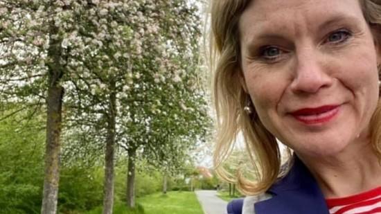 Rebecca Schamber in Kaltenweide