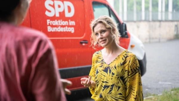 Dialogbus der SPD- Bundestagsfraktion