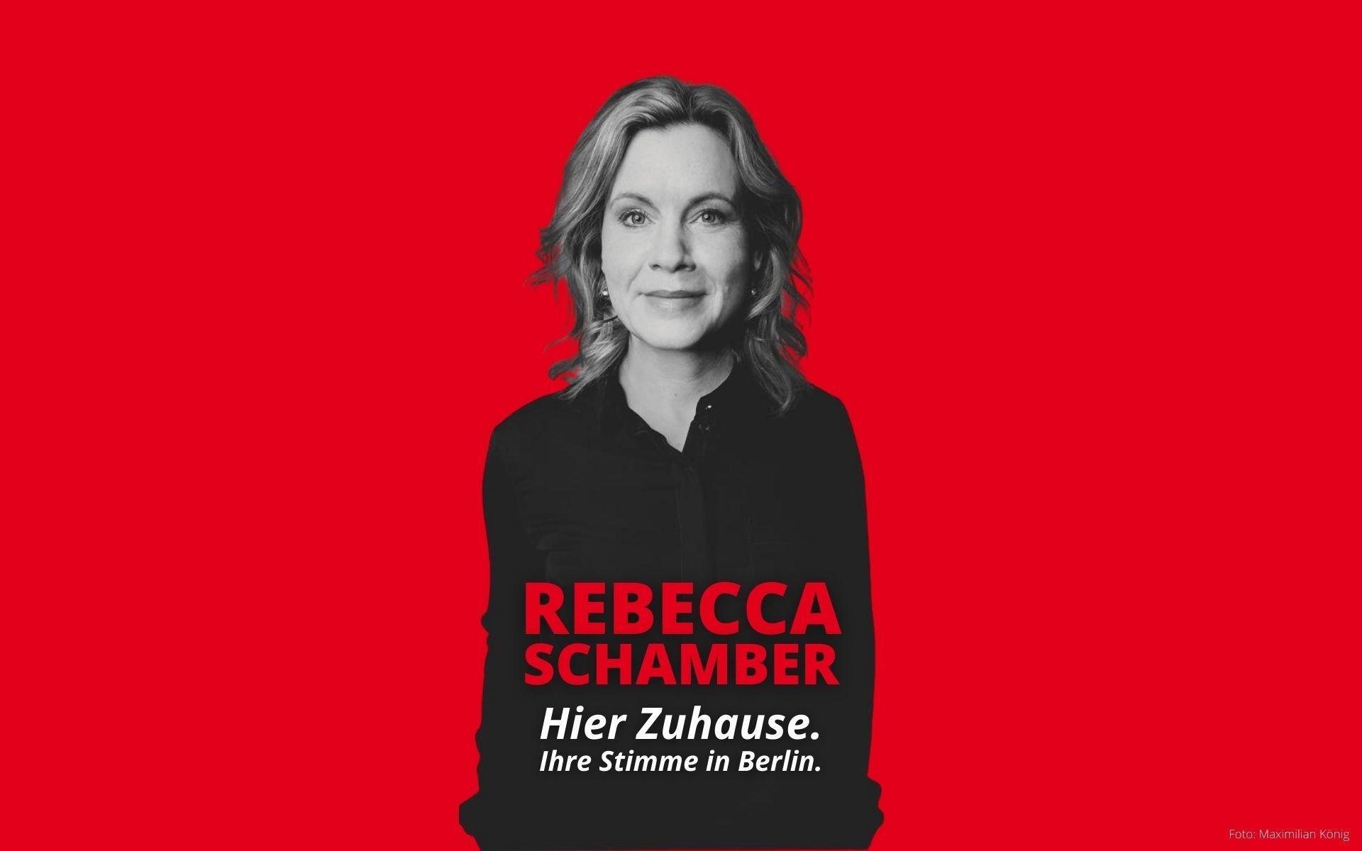 Hier Zuhause. Ihre Stimme in Berlin